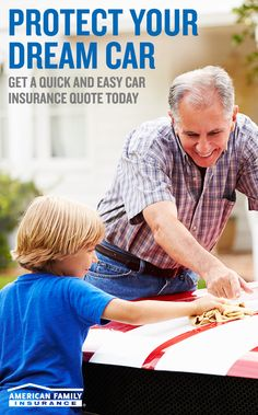 Just like cars, dreams come in all shapes and sizes. That's why American Family Insurance believes in building policies that are perfectly unique to you. Not sure how much or what type of coverage is right for you?  Your American Family agent is happy to help. Get in touch with yours today for a quick and easy custom quote.  https://www.amfam.com/insurance/car/coverages?sourceid=pi0091
