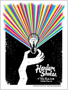 Harlem Shakes, Tokyo Police Club  by Todd Moreland