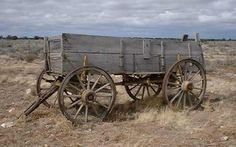 Would love to have one of these up at the ranch. Country Christmas Crafts, Old Wagons, Chuck Wagon, Covered Wagon, Home On The Range, Farmer's Daughter, Country Scenes, Wagon Wheel, Old West