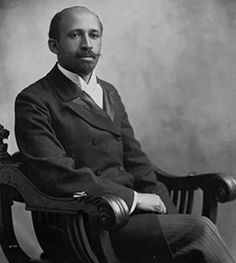 """On this day in #BlackHistory The Crisis Magazine honor our founder/founding editor W.E.B. Du Bois, on his birthday. As remarked once by Martin Luther King Jr. """"history cannot ignore W.E.B. Du Bois because history has to reflect truth and Dr. Du Bois was a tireless explorer and a gifted discoverer of social truths. His singular greatness lay in his quest for truth about his own people."""