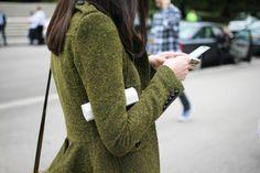 mossy tweed.