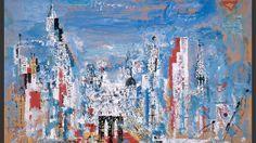"Wilhelm Thony, ""New York (East River)"""