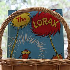 Montessori-Inspired Lorax Activities - Outdoor Activities and Activities using Free Printables for Earth Day