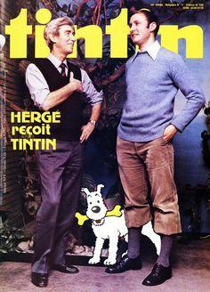 Le Journal de Tintin - Edition Belge - N°  1747 - 1980-11 - Mardi 11 Mars 1980 - Couverture : Hergé