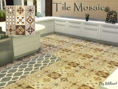 millasrl's Tile Mosaic