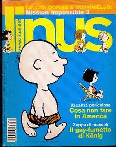 Linus Magazine, 2000-8
