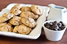 Chocolate Chip Cookies - gluten-free and low FODMAP Strands of My Life - Low FODMAP Diet