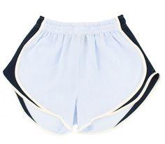 Seersucker running shorts!! R u kidding me!! Getting these!