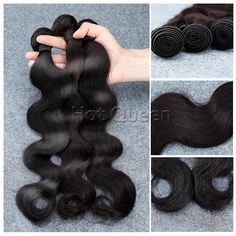 Peruvian Virgin Hair Body Wave Human Hair Weaves Peruvian Body Wave 3P Remy Natural Black Unprocessed Peruvian Hair Weave Bundle,High Quality hair shampoo,China hair weave packaging Suppliers, Cheap hair weave closures from Hot Queen Hairs Co., Ltd on Aliexpress.com www.hotqueenhair.com