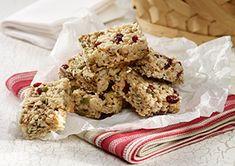 50 recettes saines pour les boîtes à lunch - Carrés Rice Krispies du randonneur