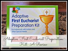 Adaptive First Eucharist Preparation Kit