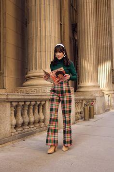 Carolina P. 70s Inspired Fashion, 70s Fashion, Look Fashion, Autumn Fashion, Fashion Outfits, 70s Inspired Outfits, 70s Vintage Fashion, Retro Fashion Modern, 60s Hippie Fashion