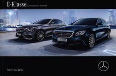 https://flic.kr/p/SmzLXS | Mercedes-Benz E-Klasse Limousine und T-Modell; 2016_1