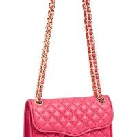 Rebecca Minkoff 'Mini Quilted Affair' Shoulder Bag | find on http://wandhee.com/rebecca-minkoff-mini-quilted-affair-shoulder-bag/