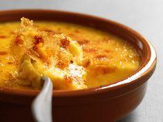 Découvrez la recette Crème brûlée Thermomix sur cuisineactuelle.fr.