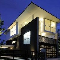 T-House, Kyoto, Japan | Atelier Boronski