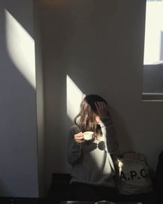 Korean Aesthetic, Aesthetic Photo, Aesthetic Girl, Aesthetic Pictures, Mode Ulzzang, Ulzzang Korean Girl, Cute Korean Girl, Portrait Photography Poses, Tumblr Photography