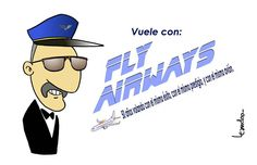 Les Luthiers - Fly Airways / 2009