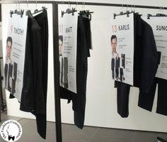 Vogue Experience - Z Zegna SS 2014 backstage
