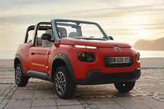 【ビデオ】シトロエン、電気自動車のビーチカー「Eメアリ」をフランスで販売開始 - Autoblog 日本版
