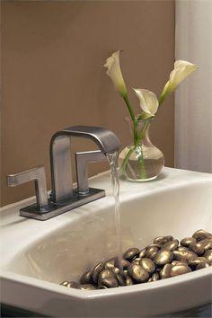 Noel New York Salon & Boutique Inc. Spa Bathroom Design, Spa Design, Bathroom Spa, Salon Design, House Design, Master Bathrooms, Do It Yourself Design, Home Spa, Rustic Design