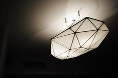Potato Pendant Lamp by Bartosz Swiniarski