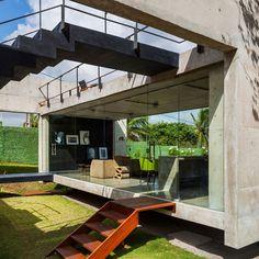 Casas Minimalistas y Modernas: casas de hormigon