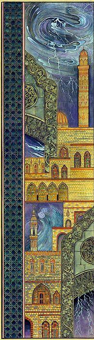 Beautiful Turkish art - Mardin ve Mimarisi