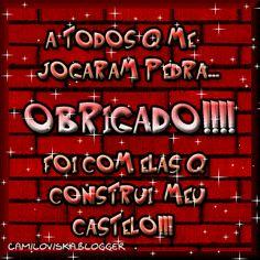 Post  #FALASÉRIO!  : RECADO !
