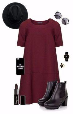 Look! Образы с юбками или платьями! 0