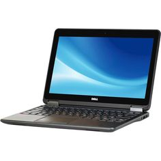 "Dell - Latitude 12.5"" Touch-Screen Refurbished Laptop - Intel Core i7 - 8GB Memory - 256GB Solid State Drive, E7240-30054"