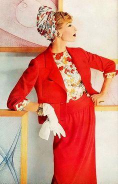 1950's Fashion. ♥