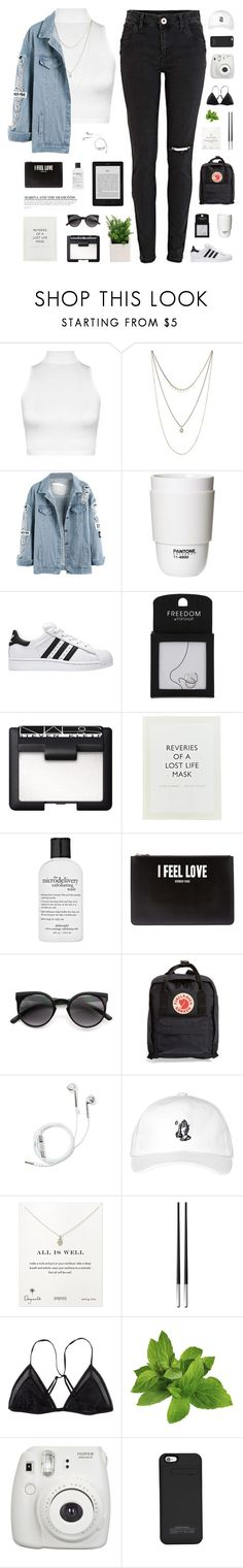 """""""let us dance in the sun wearing wild flowers in our hair"""" by cottonisth ❤ liked on Polyvore featuring WearAll, Lucky Brand, ROOM COPENHAGEN, Topshop, NARS Cosmetics, ...Lost, philosophy, Givenchy, Fjällräven and PhunkeeTree"""
