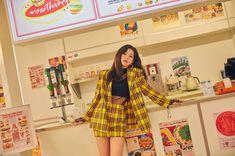 Seulgi x Sinb x Chungha x Soyeon 'Wow Thing' HQ Teasers. Park Sooyoung, Red Velvet Seulgi, Red Velvet Irene, South Korean Girls, Korean Girl Groups, Ulzzang, Sinb Gfriend, Kang Seulgi, Thing 1