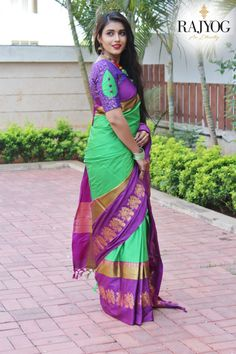 Style Array Present Beautiful Multi Color Embroidered Branded Silk Cotton Saree . Buy This Attractive Look Beautiful Multi Color Embroidered Branded Silk Cotton Saree Pattu Saree Blouse Designs, Simple Blouse Designs, Stylish Blouse Design, Fancy Blouse Designs, Bridal Blouse Designs, Lehenga Blouse, Dress Designs, Designer Saree Blouses, Designer Dresses