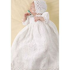 Craft Passions: Christening Set# free # crochet  pattern link here...