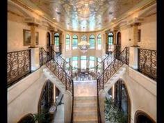 Villa Adriana - Tampa Bay, Florida -- Mediterranean Revival Luxury Home - YouTube