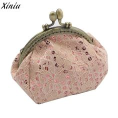 2017 Women Lady Retro Vintage Small Wallet Hasp Purse Lady Clutch Bag  change purse  Girls carteras mujer sacoche homme