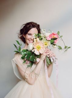 Image: Elizabeth Messina | Favorite Flower | Poppies