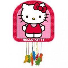 20c968875 Decoración para Fiesta de Cumpleaños Hello Kitty - Chiquiparty
