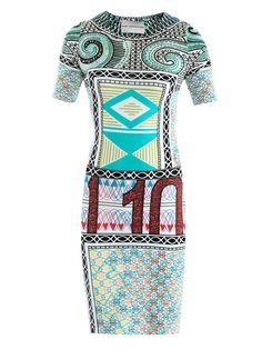 Mary Katrantzou dress in the @MATCHESFASHION.COM.COM sale... £162 from #SnapFashion