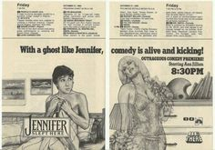 1983 TV Guide Ad - Sitcoms Online Photo Galleries