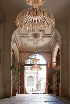 DOME pendant light  by Benedetta Taglibue for Bover