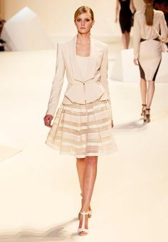 ELIE SAAB. Ready-to-Wear Spring-Summer 2013.  Sharp!  Classy!