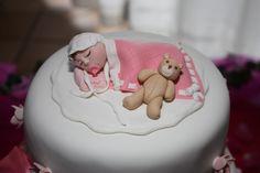 bebé de bautizo