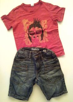Kaufe meinen Artikel bei #Mamikreisel http://www.mamikreisel.de/kleidung-fur-jungs/kurze-shorts/12088127-bench-jeans-bermuda-kurze-hose-schorts-134-128