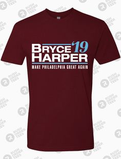 42f8b546b A Message to Bryce Harper: Make Philadelphia Great Again. Bryce Harper,  Philadelphia Sports