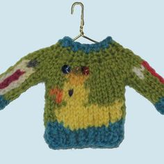 Miniature Sweaters