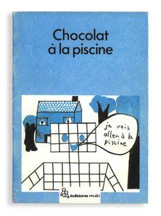 Chocolat a la piscine