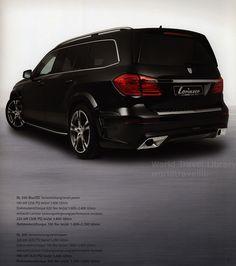 https://flic.kr/p/VWXyPV | Lorinser GL-Klasse / GL-Class (Mercedes-Benz); 2013_3